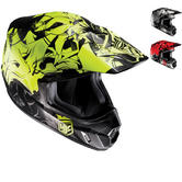 HJC CS-MX II Graffed Motocross Helmet