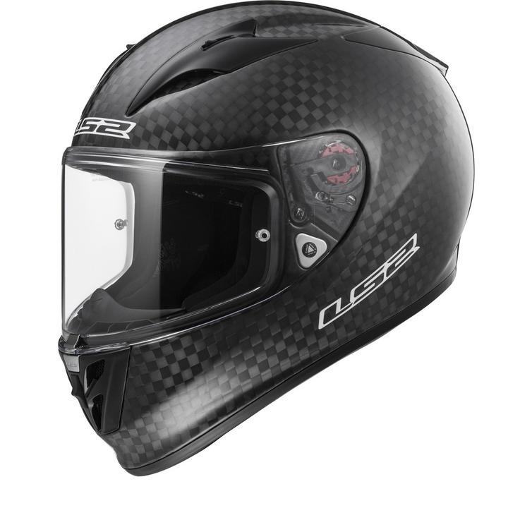 LS2 FF323 Arrow C Evo Solid Carbon Motorcycle Helmet