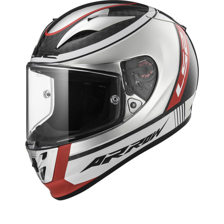 LS2 FF323 Arrow C Evo Indy Carbon Motorcycle Helmet