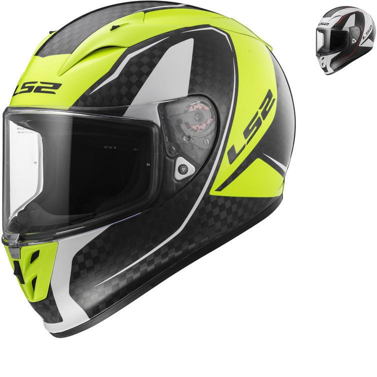 LS2 FF323 Arrow C Evo Fury Carbon Motorcycle Helmet