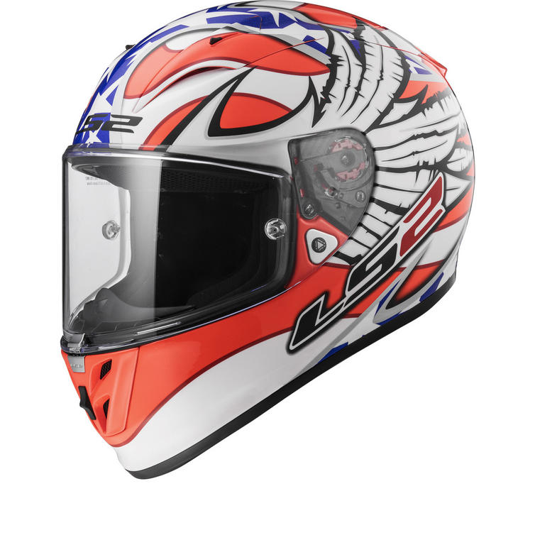 LS2 FF323 Arrow R Evo Freedom Motorcycle Helmet