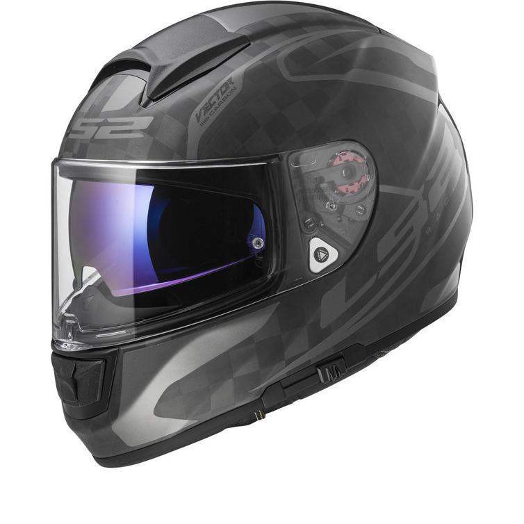 LS2 FF397 Vector C Class Motorcycle Helmet