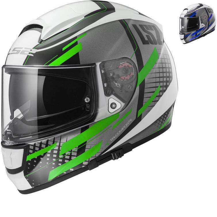 LS2 FF397 Vector Titan Motorcycle Helmet
