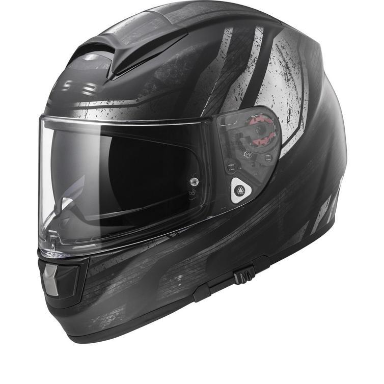 LS2 FF397 Vector Razor Motorcycle Helmet