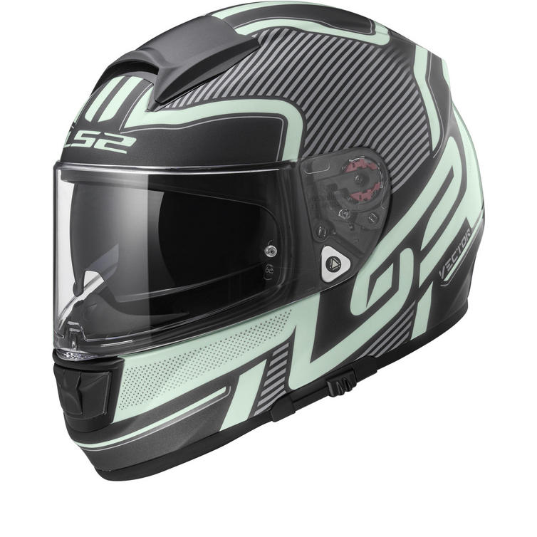 LS2 FF397 Vector Orion Motorcycle Helmet
