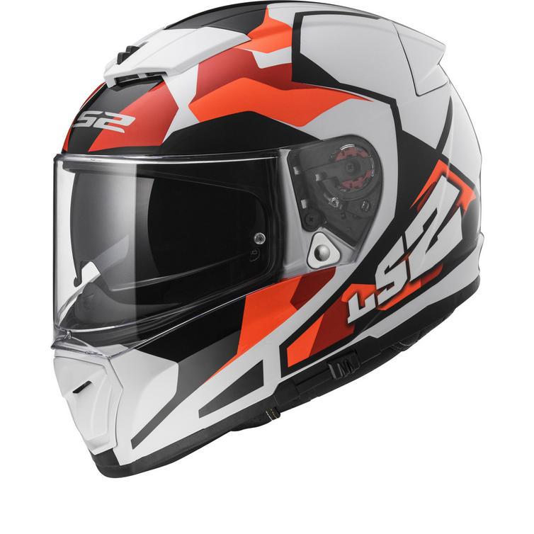 LS2 FF390 Breaker Sergent Motorcycle Helmet