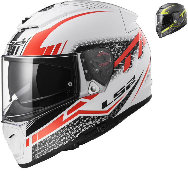 LS2 FF390 Breaker Split Motorcycle Helmet