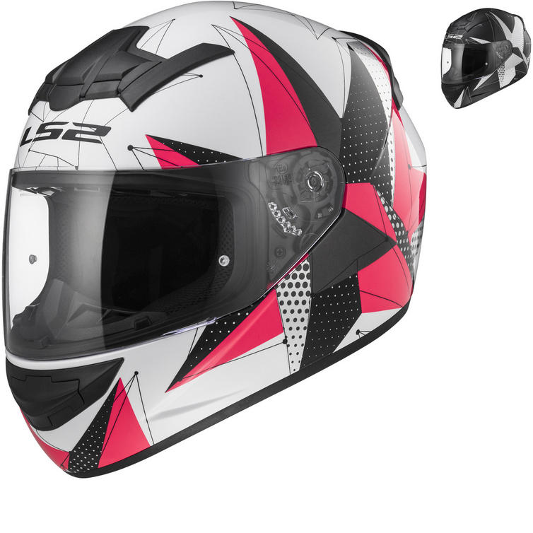 LS2 FF352 Rookie Brilliant Motorcycle Helmet