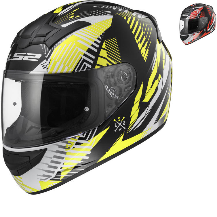 LS2 FF352 Rookie Infinite Motorcycle Helmet
