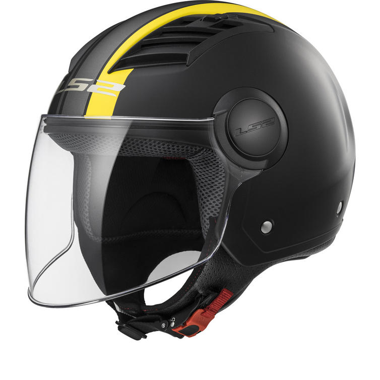 LS2 OF562 Airflow L Metropolis Open Face Motorcycle Helmet