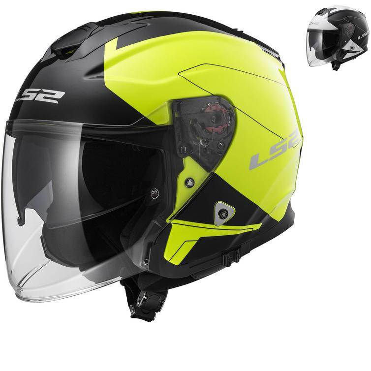 LS2 OF521 Infinity Beyond Open Face Motorcycle Helmet