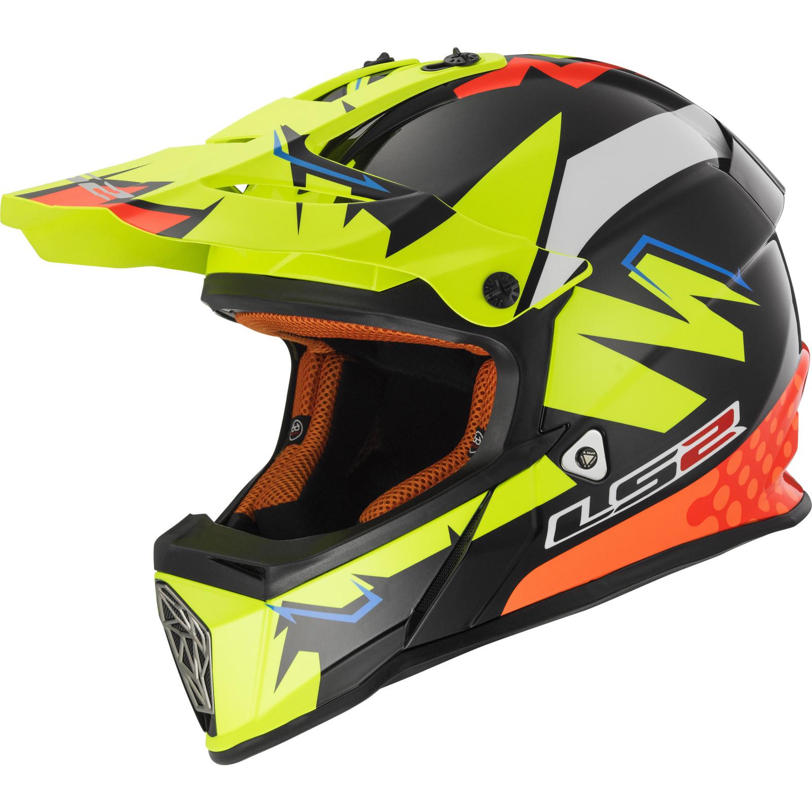 LS2-MX437-Fast-Volt-Motocross-Helmet-Replica-Isaac-Vinales-Off-Road-Quad-Enduro