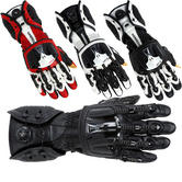 Knox Handroid MkIII Leather Motorcycle Gloves