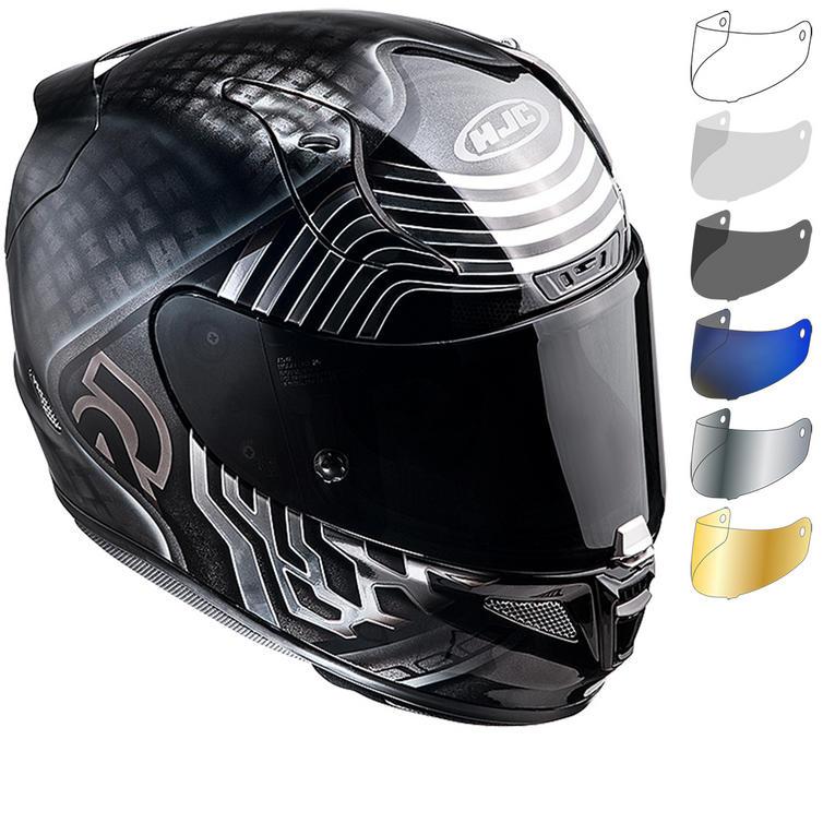 HJC RPHA 11 Kylo Ren Motorcycle Helmet & Visor