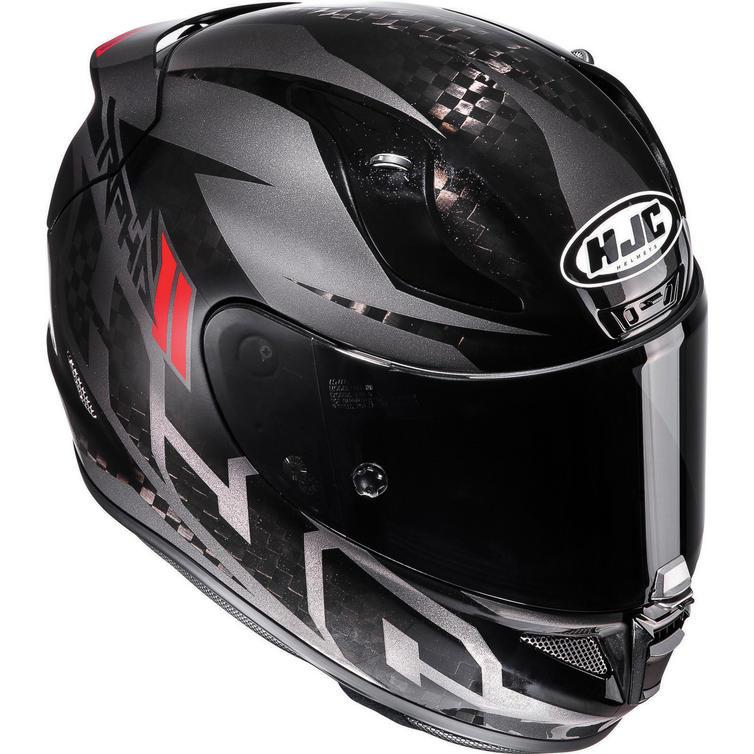 Hjc Rpha 11 >> HJC RPHA 11 Lowin Carbon Motorcycle Helmet & Visor - Full Face Helmets - Ghostbikes.com