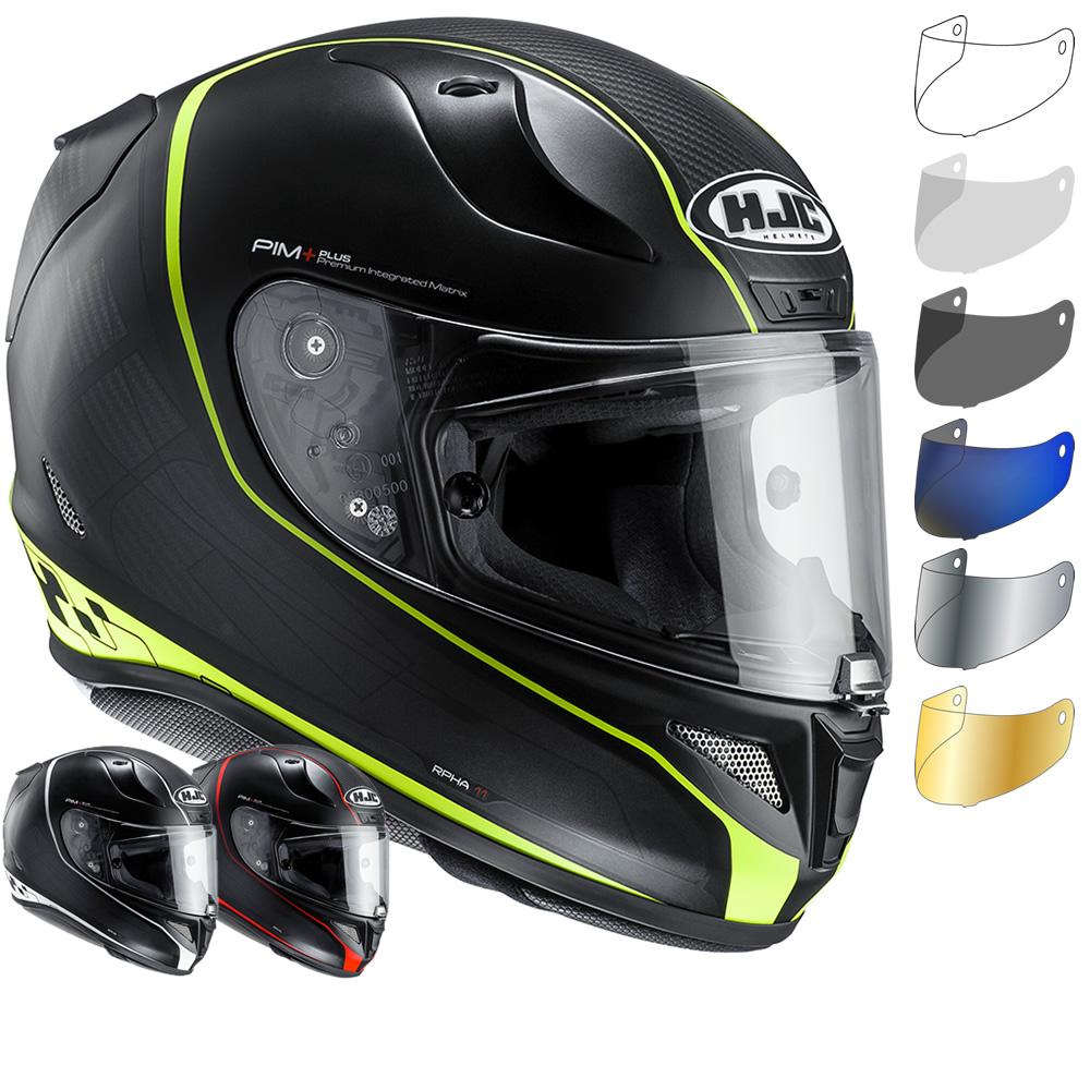 hjc rpha 11 riberte motorcycle helmet visor full face helmets. Black Bedroom Furniture Sets. Home Design Ideas