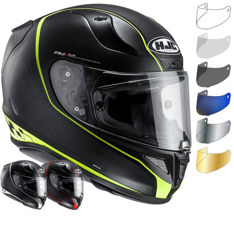 HJC RPHA 11 Riberte Motorcycle Helmet & Visor