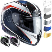 HJC RPHA 11 Darter Motorcycle Helmet & Visor