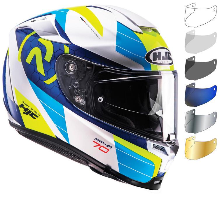 HJC RPHA 70 Lif Motorcycle Helmet & Visor