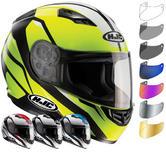 HJC CS-15 Sebka Motorcycle Helmet & Visor