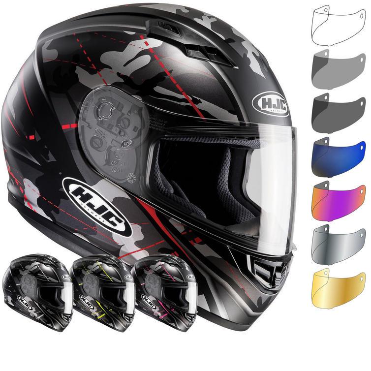 HJC CS-15 Songtan Motorcycle Helmet & Visor
