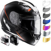 HJC CS-15 Space Motorcycle Helmet & Visor