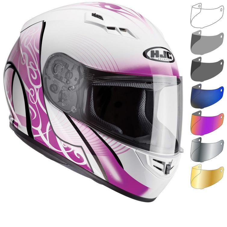 HJC CS-15 Valenta Ladies Motorcycle Helmet & Visor
