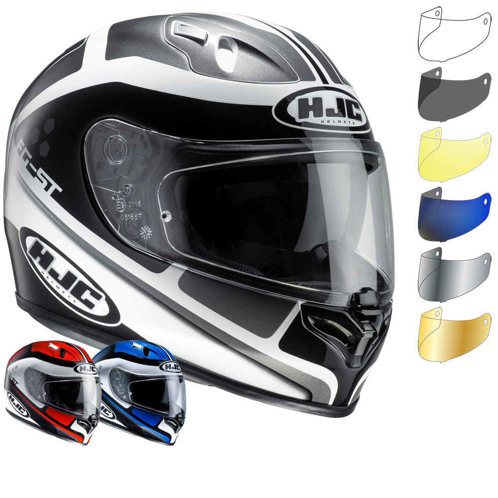 hjc fg st cinnati motorcycle helmet visor full face helmets. Black Bedroom Furniture Sets. Home Design Ideas