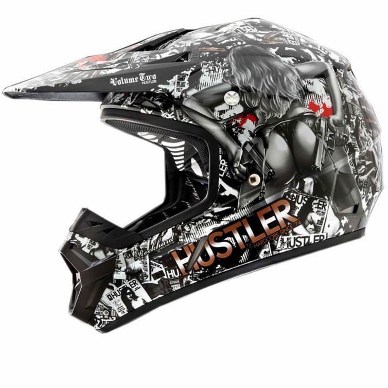 oneal rockhard 2 hustler limited edition motocross helmet. Black Bedroom Furniture Sets. Home Design Ideas