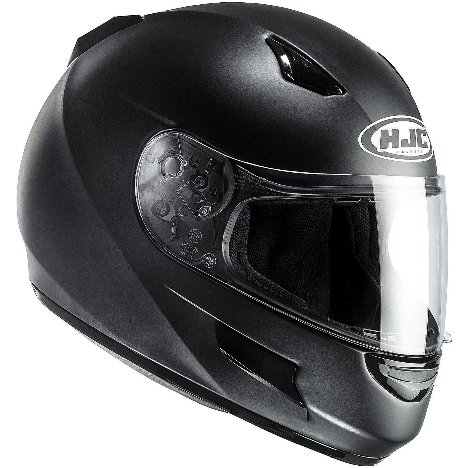 Hjc Cl Sp Plain Motorbike Helmet Visor Bike Acu Gold Size 3xl