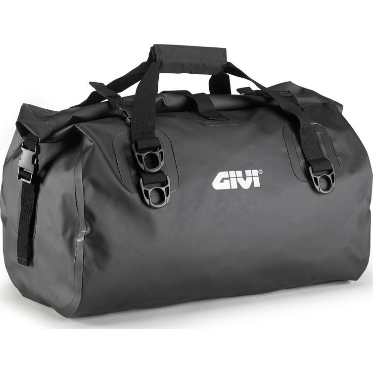 Givi Easy-T Range Waterproof Cylinder Seat Bag 40L Black (EA115BK)
