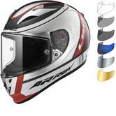 LS2 FF323 Arrow C Evo Indy Carbon Motorcycle Helmet & Visor