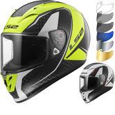 LS2 FF323 Arrow C Evo Fury Carbon Motorcycle Helmet & Visor