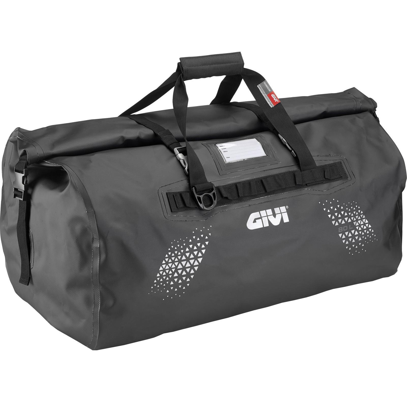 Givi Ultima T Range Waterproof Cargo Bag 80l Black Ut804