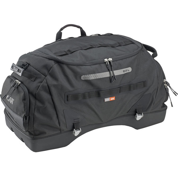 Givi Ultima-T Range Waterproof Top Bag 65L Black (UT806)