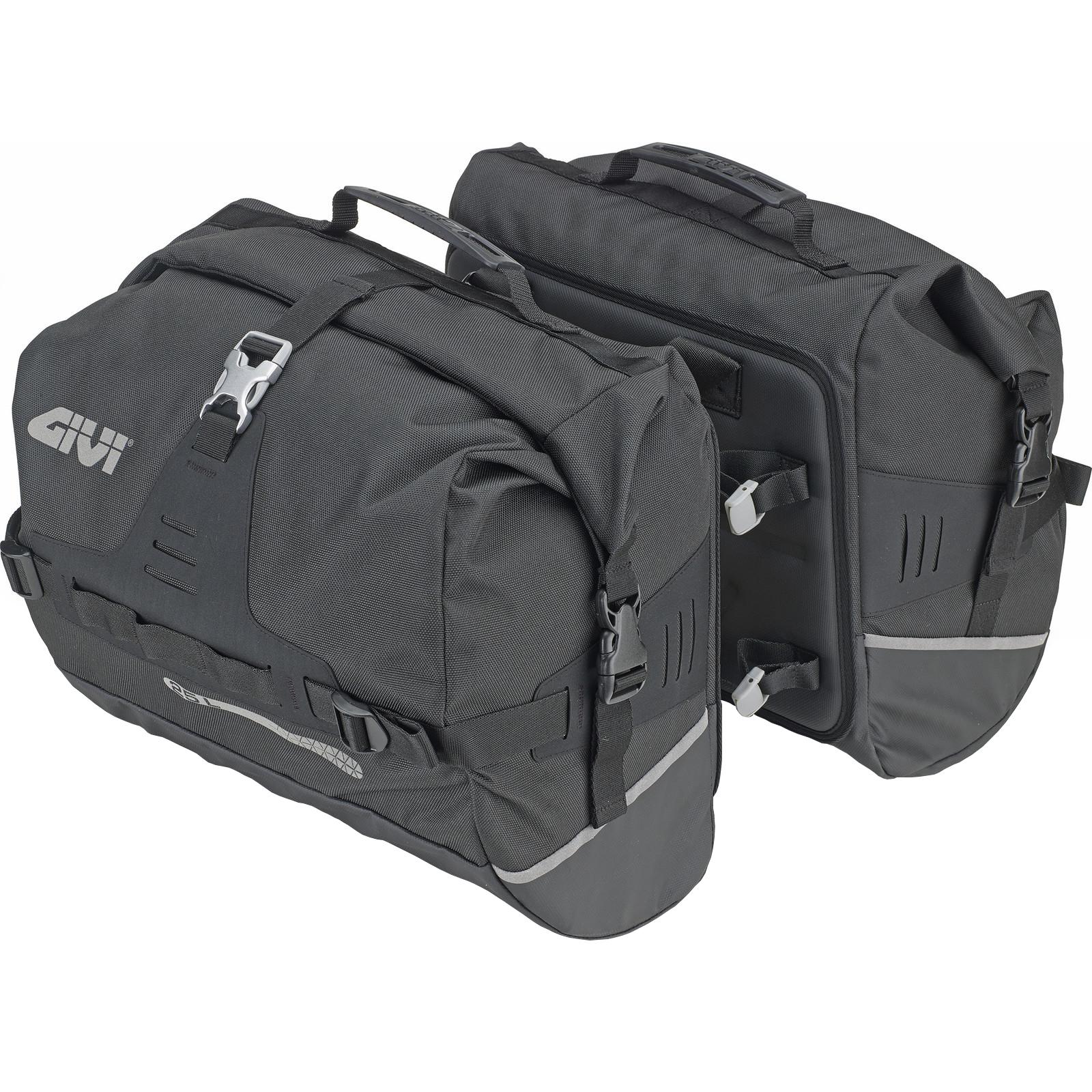 Givi Ultima T Range Waterproof Side Bags 25 25l Black Ut808