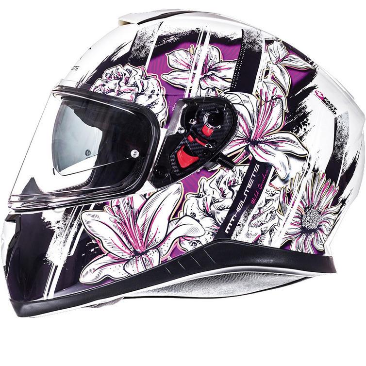 MT Thunder 3 SV Wild Garden Motorcycle Helmet