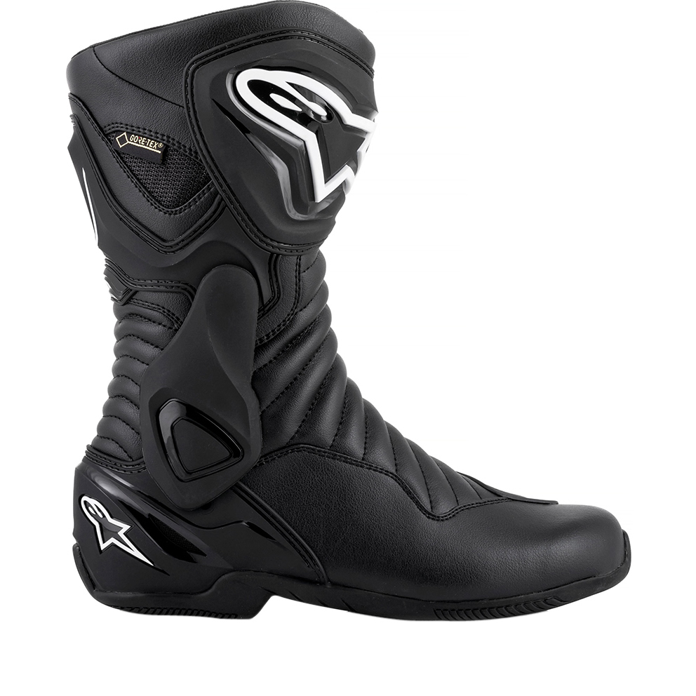 alpinestars smx 6 v2 gore tex motorcycle boots new. Black Bedroom Furniture Sets. Home Design Ideas