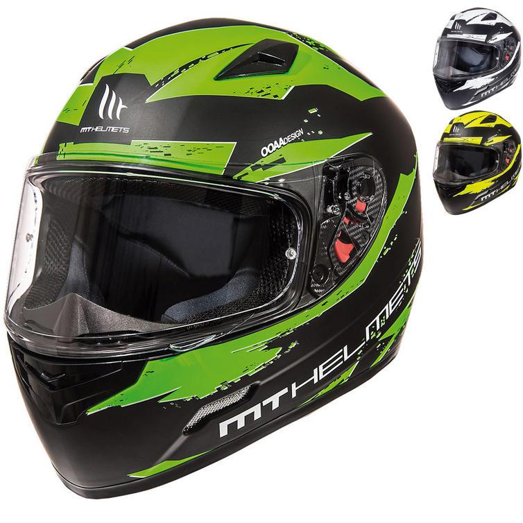 MT Mugello Vapour Motorcycle Helmet