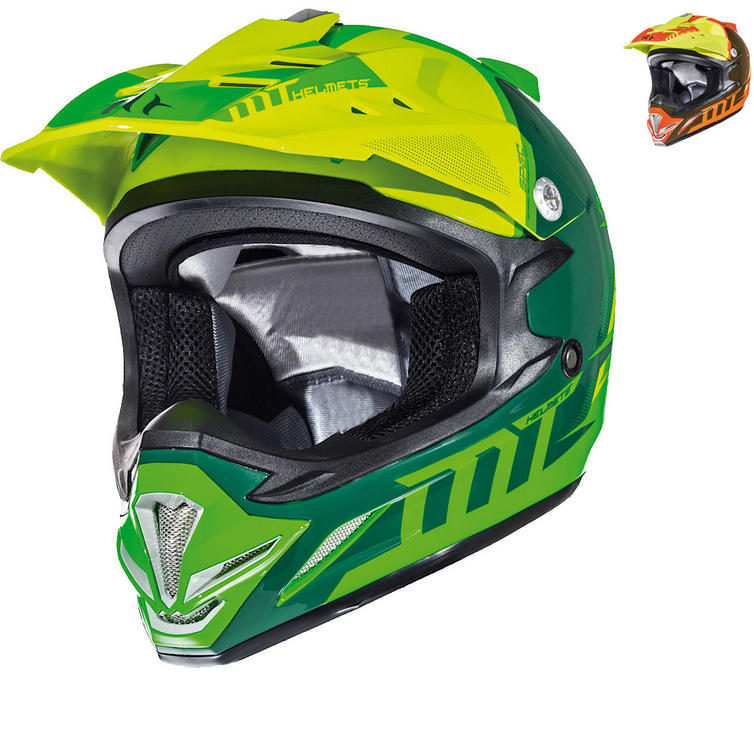 MT MX2 Spec Kids Motocross Helmet