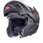 MT Atom SV Solid Flip Front Motorcycle Helmet