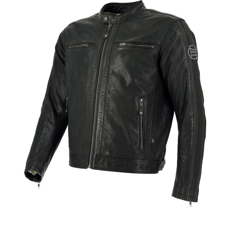 Richa Goodwood Perforated Leather Motorcycle Jacket