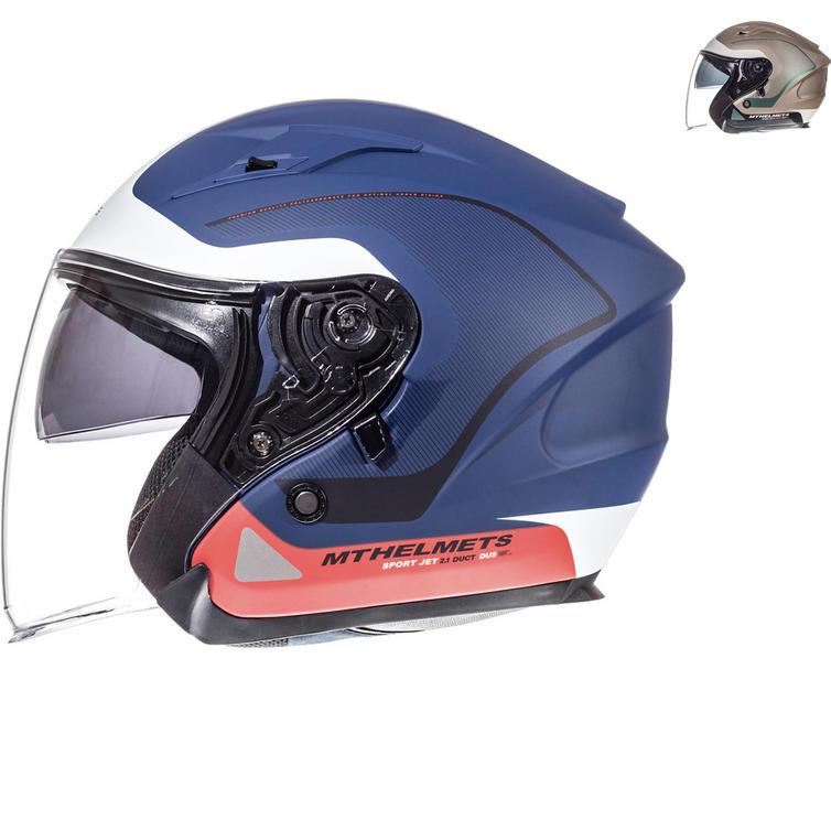 MT Avenue SV Crossroad Open Face Motorcycle Helmet