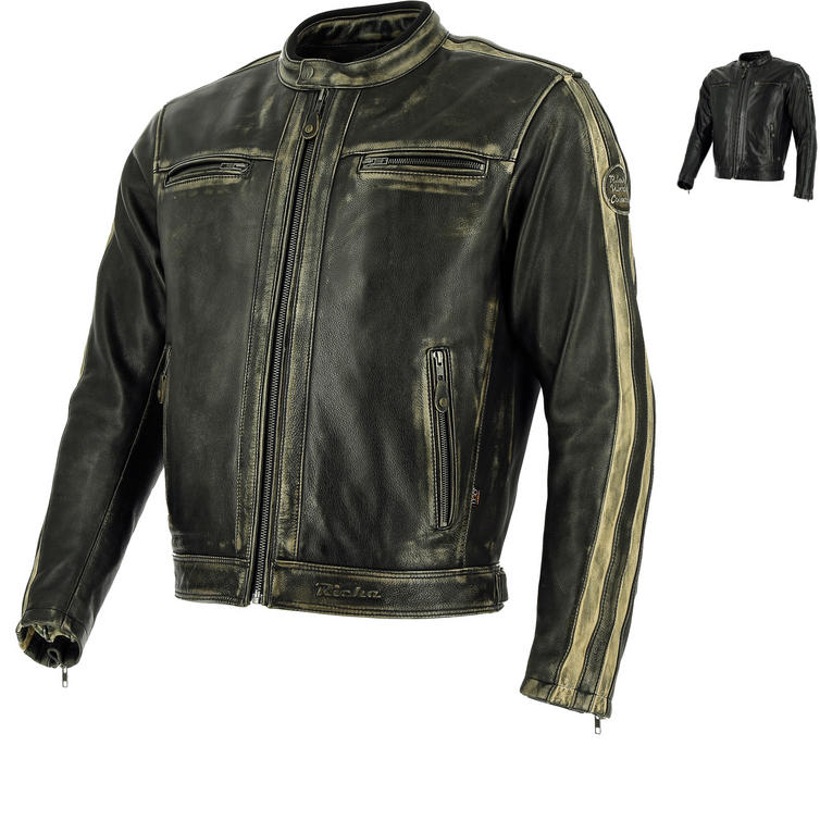 Richa Goodwood Leather Motorcycle Jacket