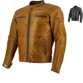 Richa Daytona 60s Leather Motorcycle Jacket