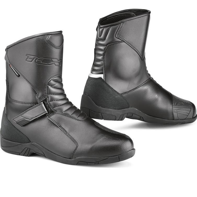TCX Hub WP Motorcycle Boots