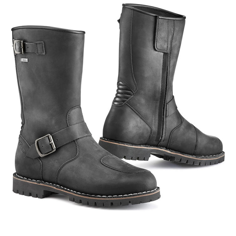 TCX Fuel GTX Leather Motorcycle Boots