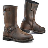 TCX Fuel WP Leather Motorcycle Boots