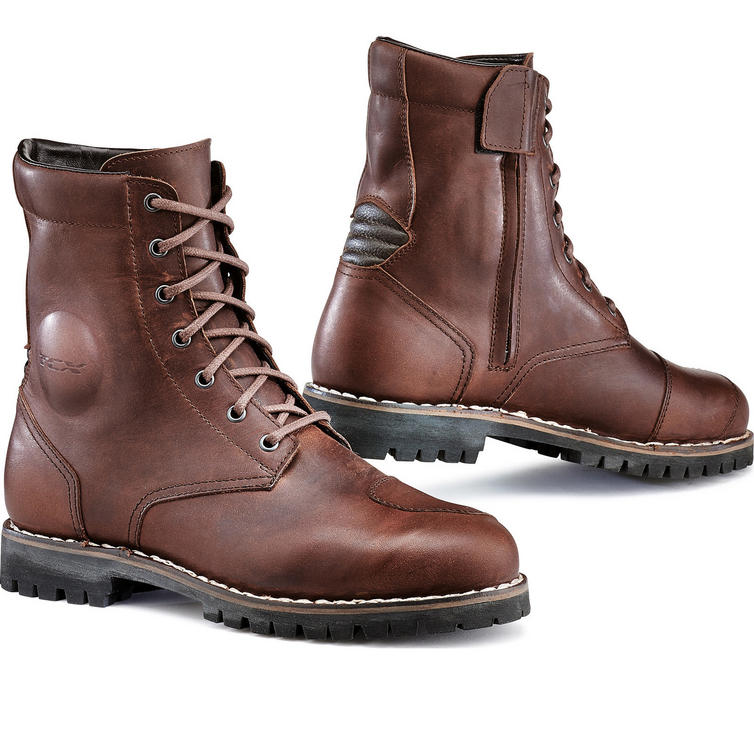 TCX Hero WP Leather Motorcycle Boots
