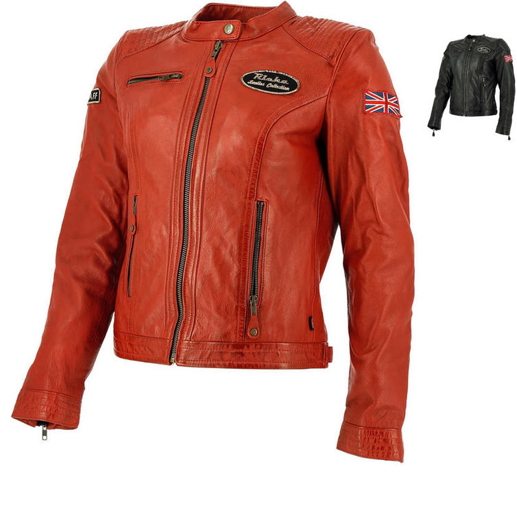 Richa Sturgis Ladies Leather Motorcycle Jacket
